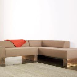 Photo Of Shimna Furniture   New York, NY, United States. Beam Sectional Sofa