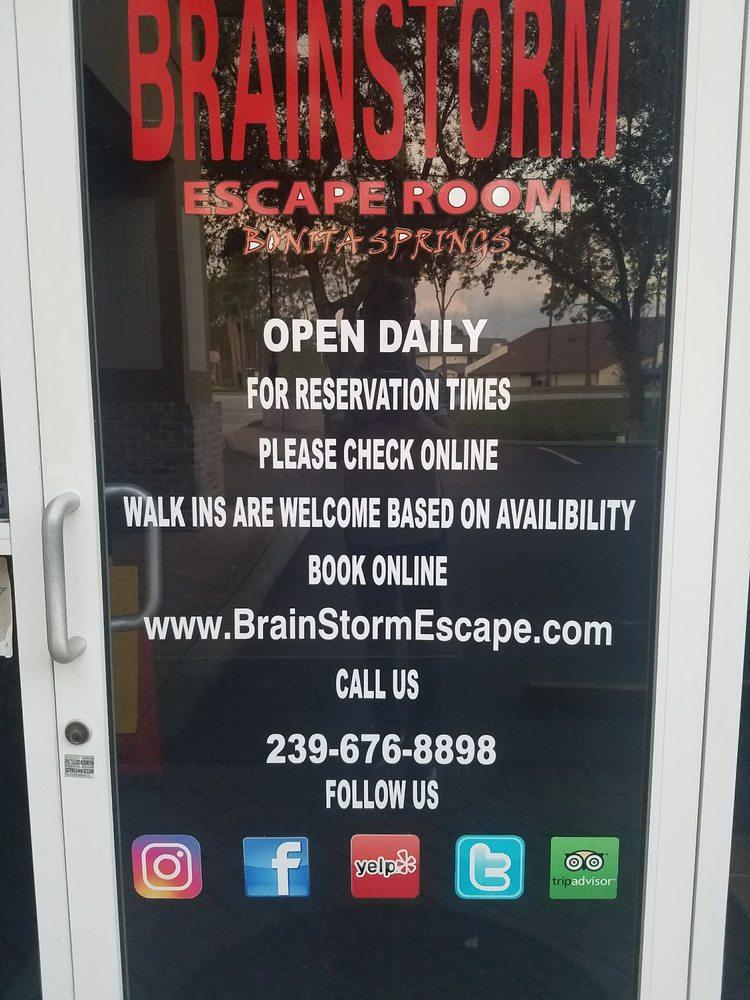 Photos For Breakout Escape Room Bonita Springs Yelp