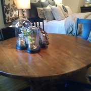 Beautiful Bedroom Displays And Photo Of Bassett Furniture   Kennesaw, GA,  United States. Love This Pedestal Table