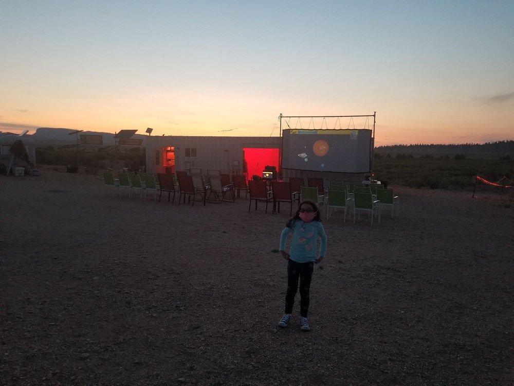 Dark Ranger Telescope Tours: 1 Miles South East Fork Rd, Bryce Canyon City, UT