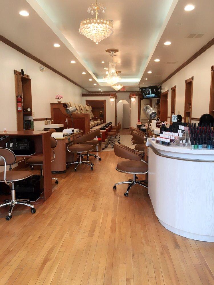 Europa Nails Spa - Nail Salons - 577 Pompton Ave, Cedar Grove, NJ ...