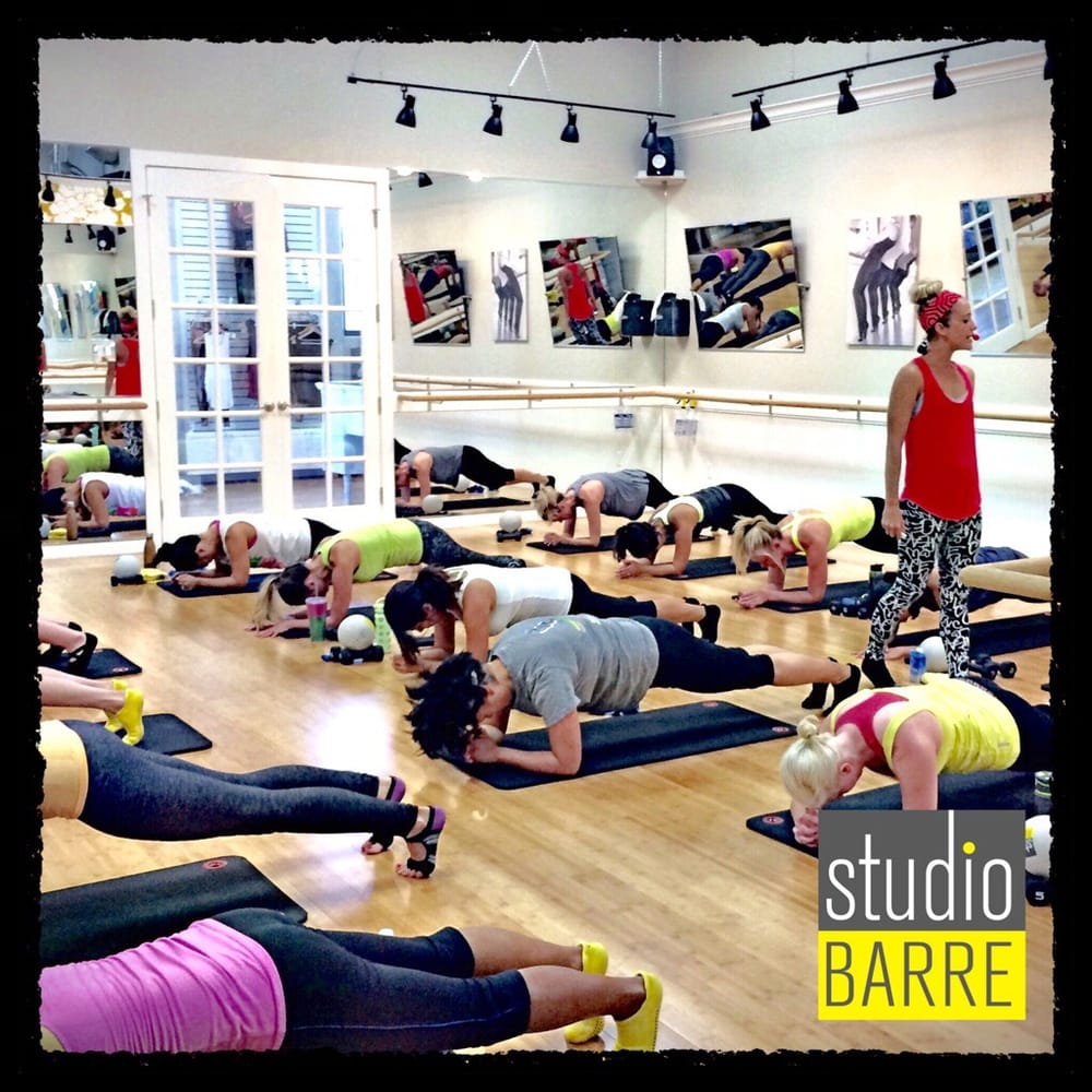Studio Barre - Mission Hills