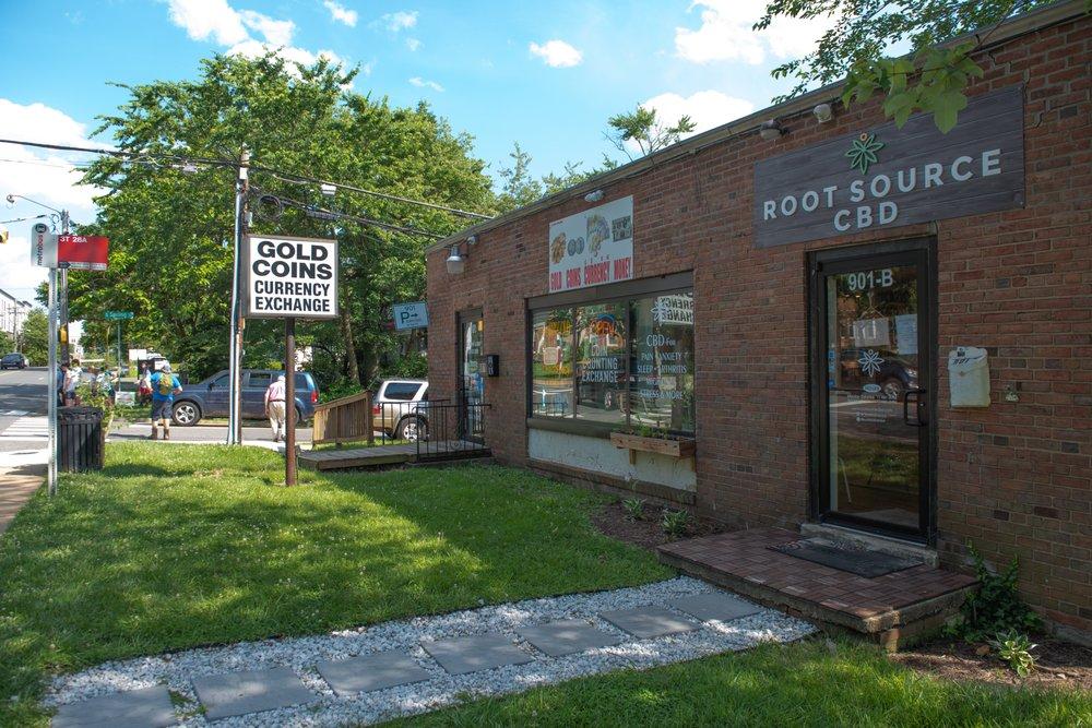 Root Source CBD: 901 W Broad St, Falls Church, VA