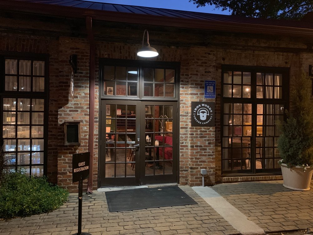 Iron Works Coffee: Graduate Athens, Athens, GA