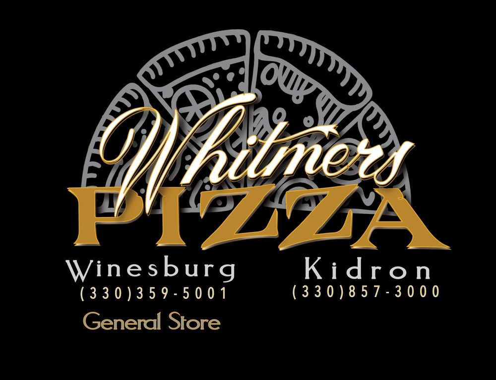 Whitmer's Pizza of Kidron: 4692 Kidron Rd, Kidron, OH