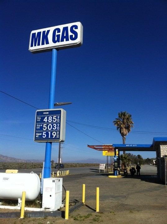 MK Gas: 166 Perkins Rd, New Cuyama, CA