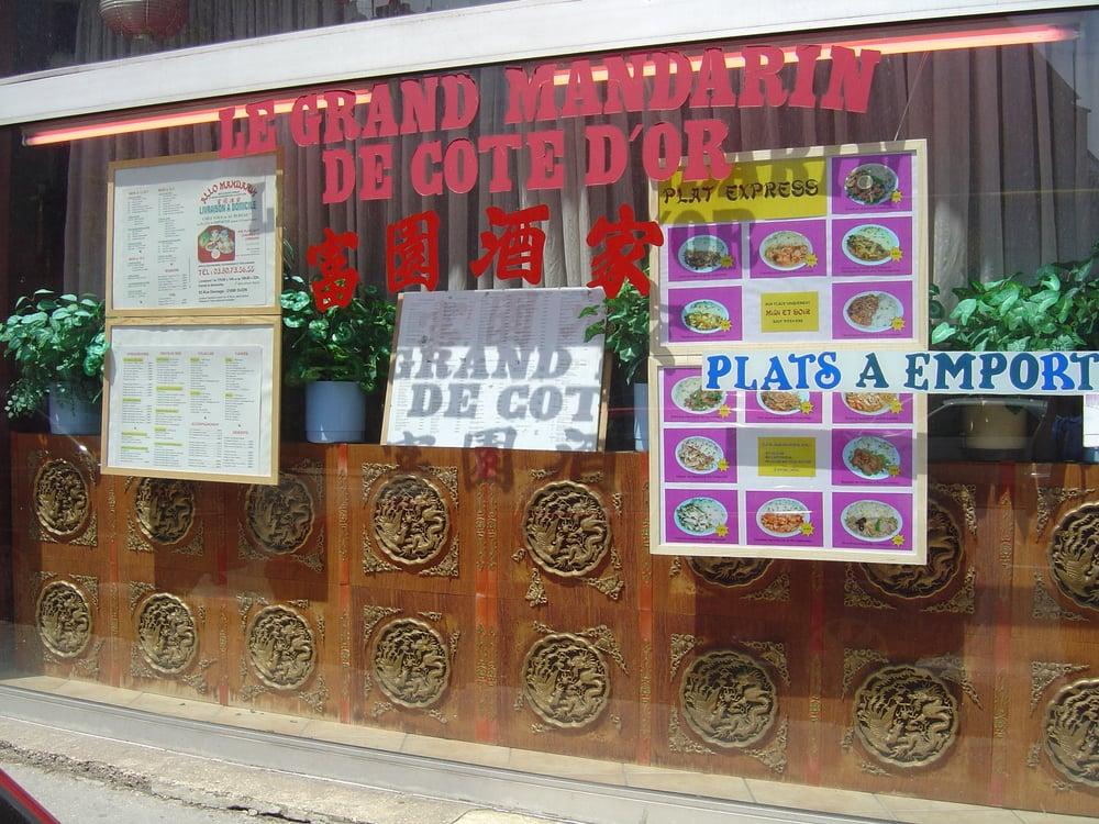 Nouveau Restaurant Chinois Dijon