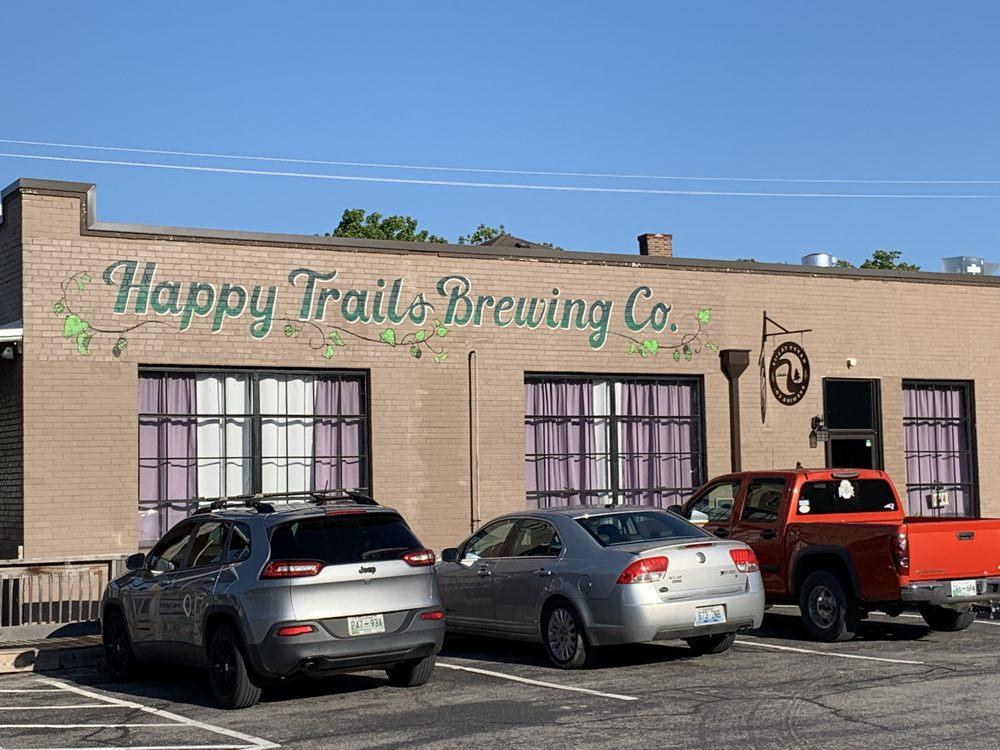 Happy Trails Brewing: 38 E Bockman Way, Sparta, TN