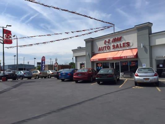 E Z Loan Auto Sales 2227 Elmwood Ave Buffalo Ny Investments Mapquest