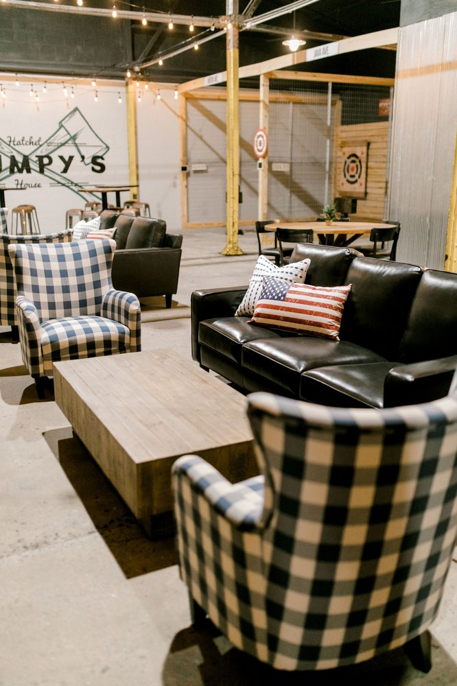 Stumpy's Hatchet House Hershey: 515 Rear West Chocolate Ave, Hershey, PA