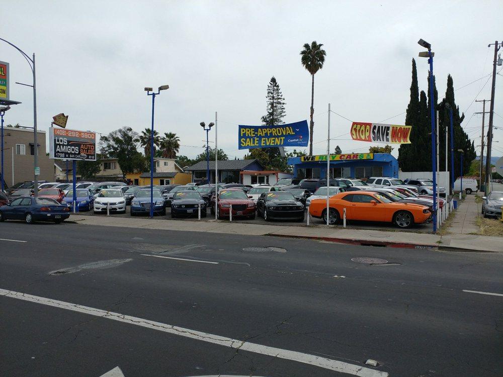 Amigos Auto Sales >> Los Amigos Auto Sales Auto Loan Providers 1798 W San
