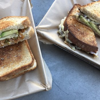 American Grilled Cheese Kitchen - Swiss Cheeses