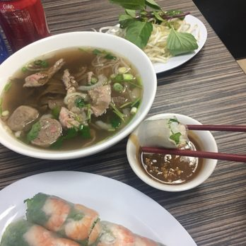 Pho Restaurant In Gilroy Ca