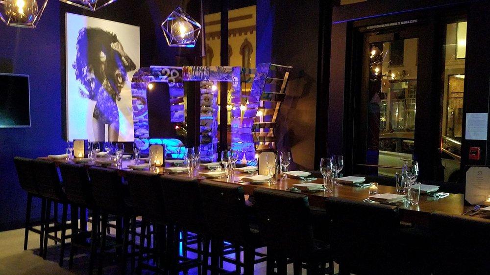 Stk private dining