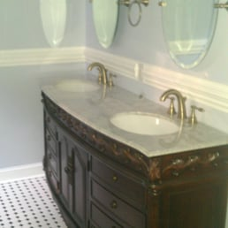 Eckard Remodeling Flooring Greenville NC Yelp - Bathroom remodel greenville nc