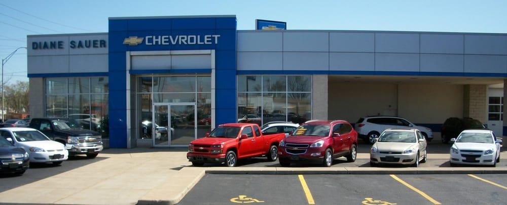 Diane Sauer Chevrolet Inc Bilforhandlere 700 Niles Rd