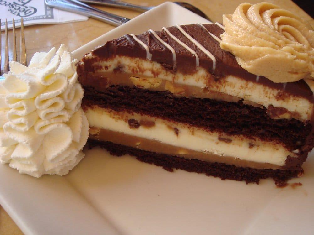 Cheesecake Factory Chocolate Cake Cheesecake
