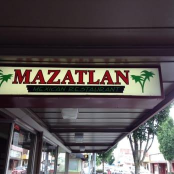 Mazatlan Restaurant Downtown Puyallup Wa