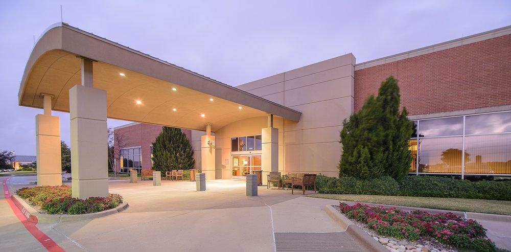 PAM Rehabilitation Hospital of Allen: 1001 Raintree Cir, Allen, TX