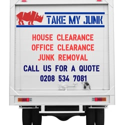 Take My Junk - Junk Removal & Hauling - 1A Francis Street, Leyton