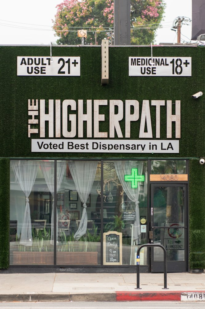 The Higher Path