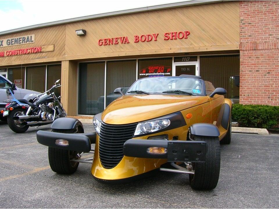 Geneva Body Shop: 901 N Raddant Rd, Batavia, IL