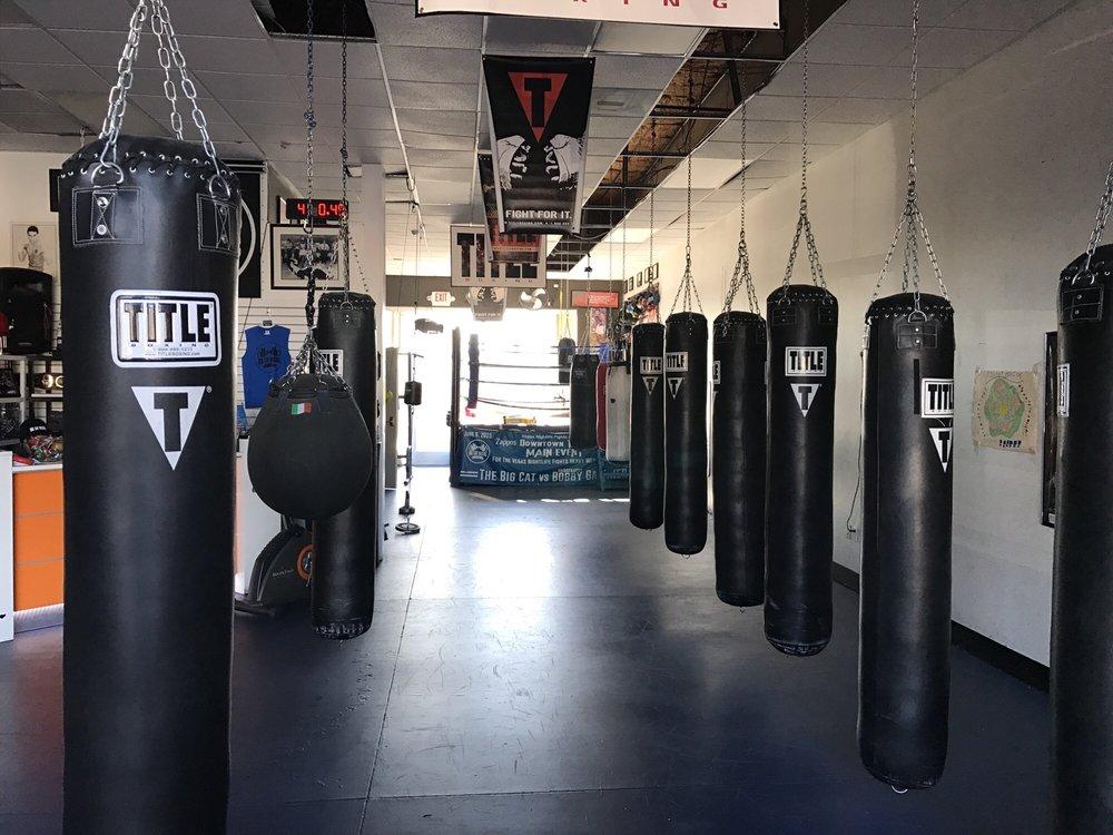 Big Cat Boxing Las Vegas Nv