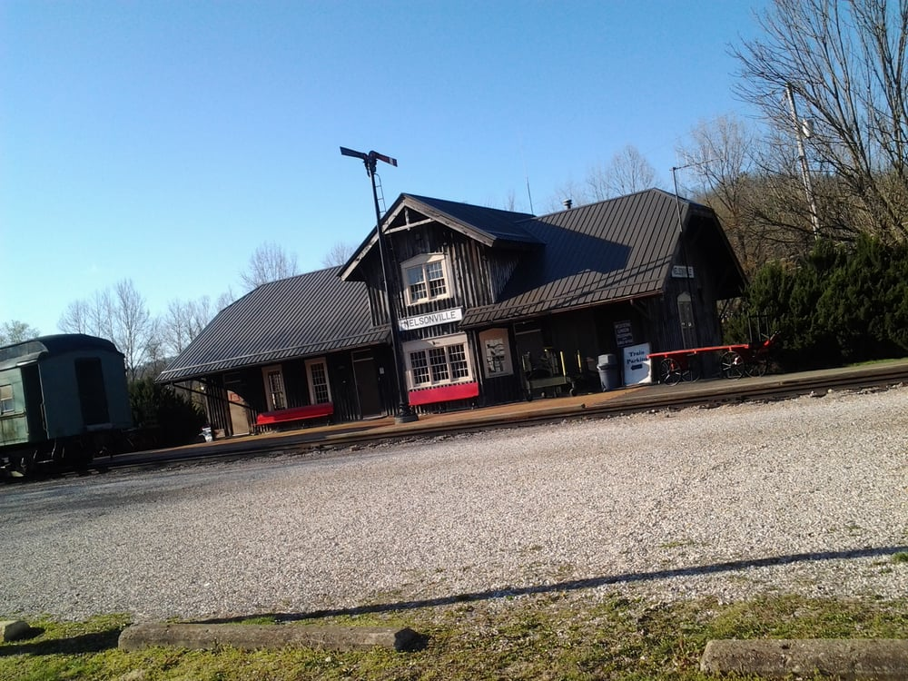 Hocking Valley Scenic Railway: 33 W Canal St, Nelsonville, OH