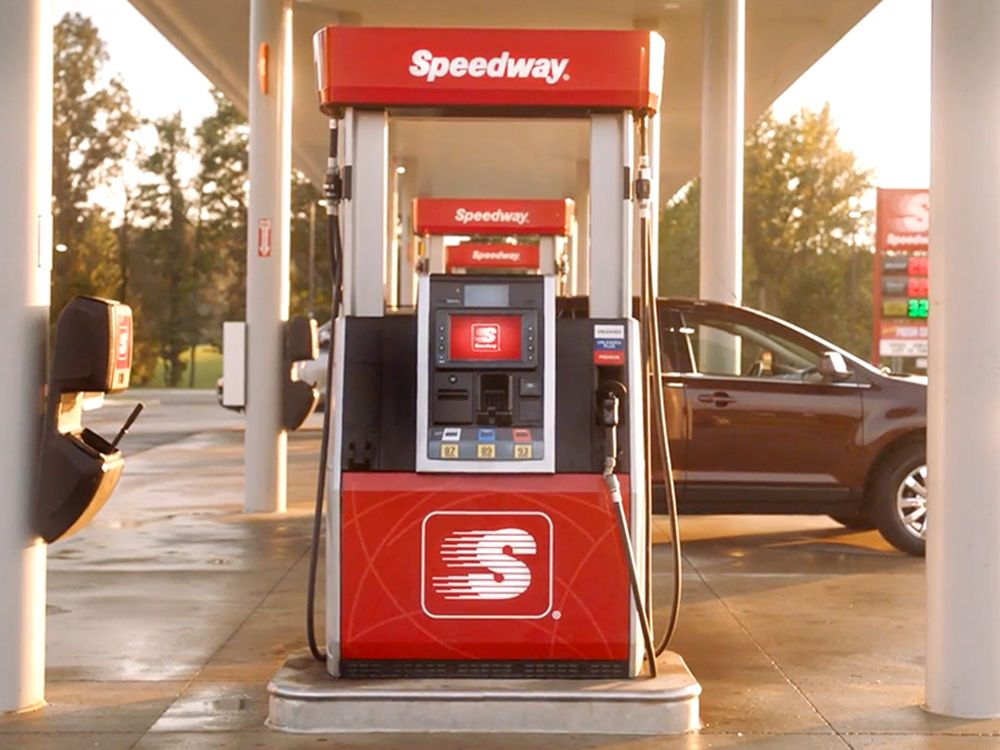 Speedway: 95 68th Ave South, Coopersville, MI