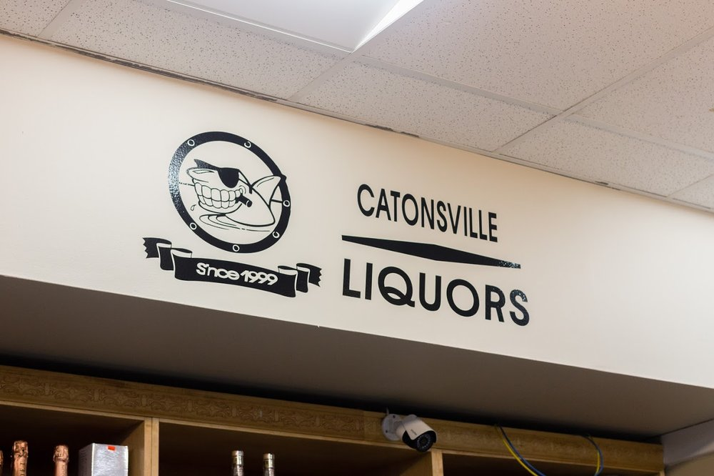 Catonsville Liquors: 704B N Rolling Rd, Catonsville, MD
