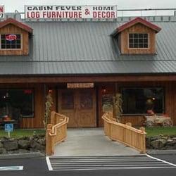 Cabin Fever Log Furniture Furniture Shops 540 N