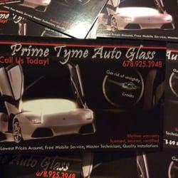Photo Of Prime Tyme Auto Glass   Carrollton, GA, United States. Prime Tyme