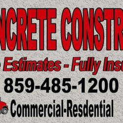 Photo Of Bat Concrete Construction Walton Ky United States