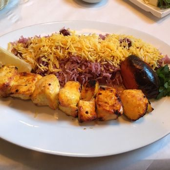 Photo Of Pars Restaurant Farmington Hills Mi United States Sour Cherry Rice