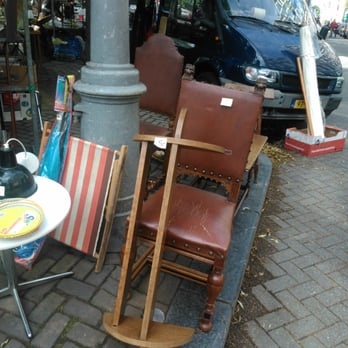 Lapjesmarkt Flohmarkt Westerstraat 1 Jordaan Amsterdam Noord