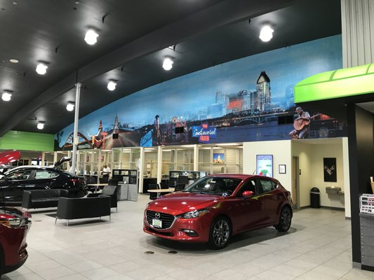 Roger Beasley Mazda Central 6825 Burnet Road Austin, TX Auto Repair    MapQuest