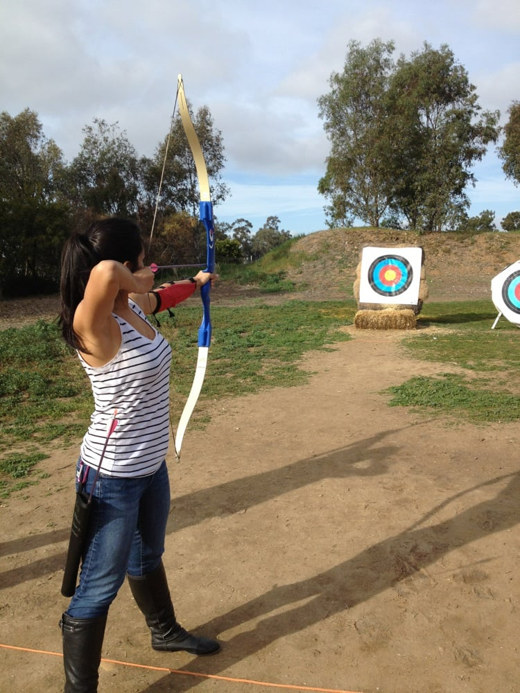 Morley Field Archery House Stadiums Amp Arenas San Diego