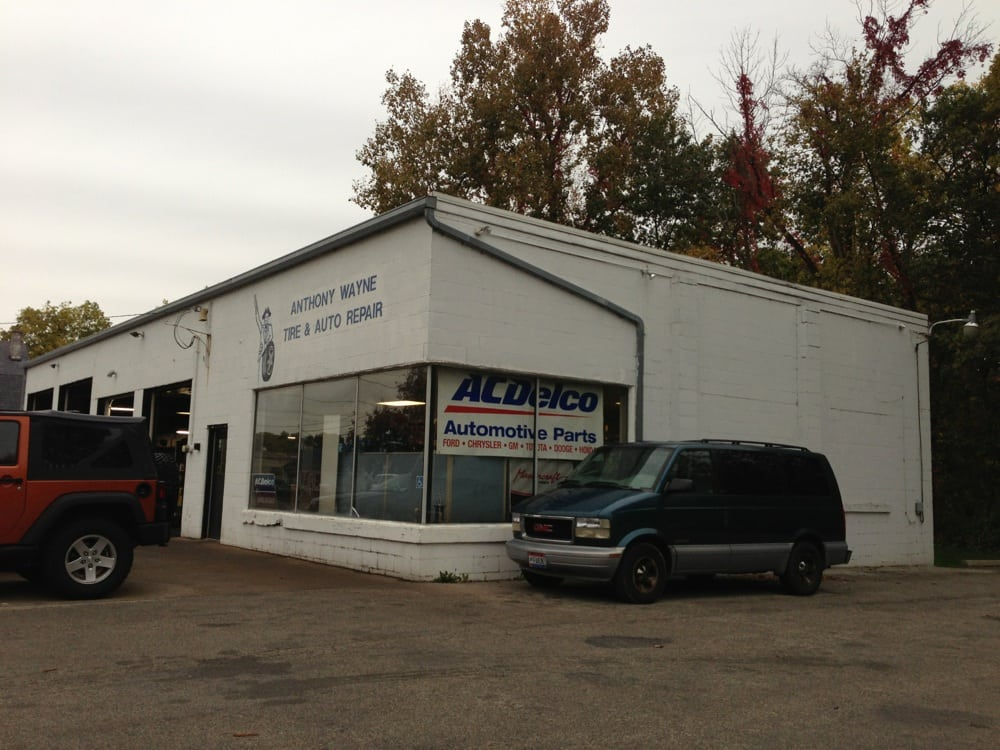 Anthony Wayne Tire & Auto Repair