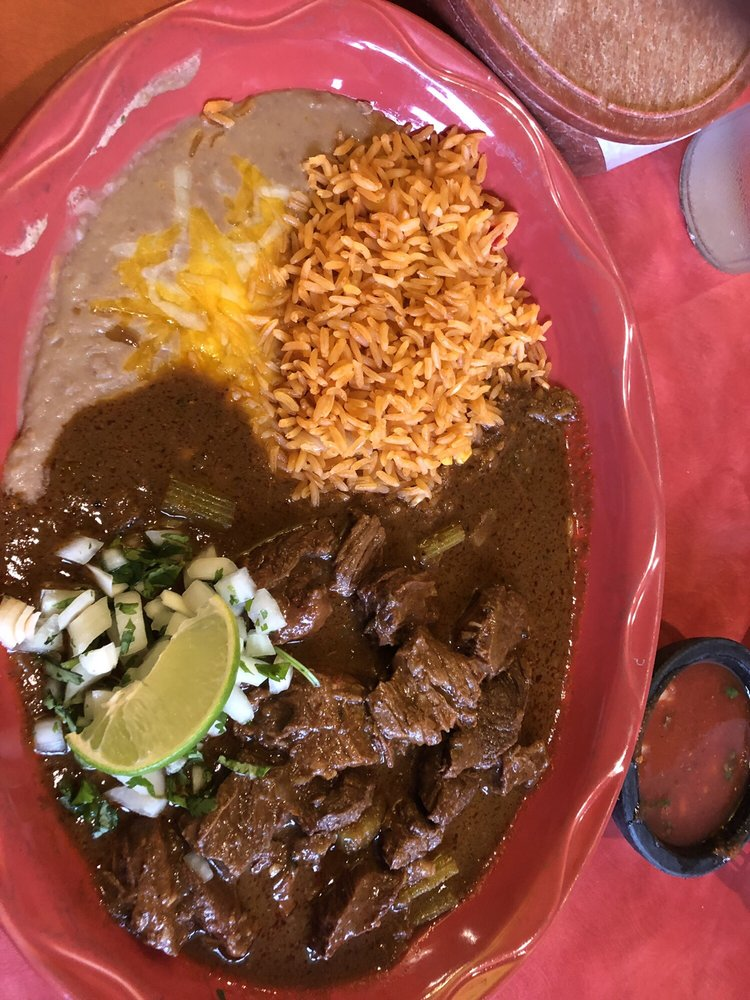 Food from Los Cabos Family Mexican Restaurant