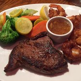 Photo Of Outback Steakhouse   Houston, TX, United States. Outback Special  Steak With
