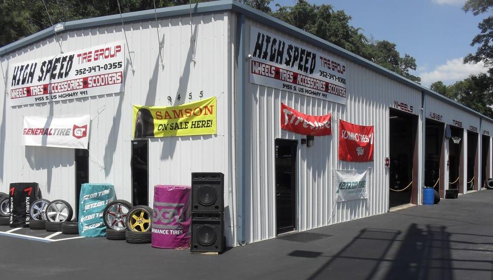 Highspeed Tire Group Inc: 9455 S US Hwy 441, Ocala, FL