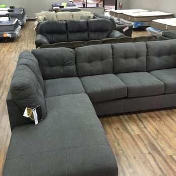 Photo Of Dayton Discount Furniture   Kettering, OH, United States. Cool  Sectional.