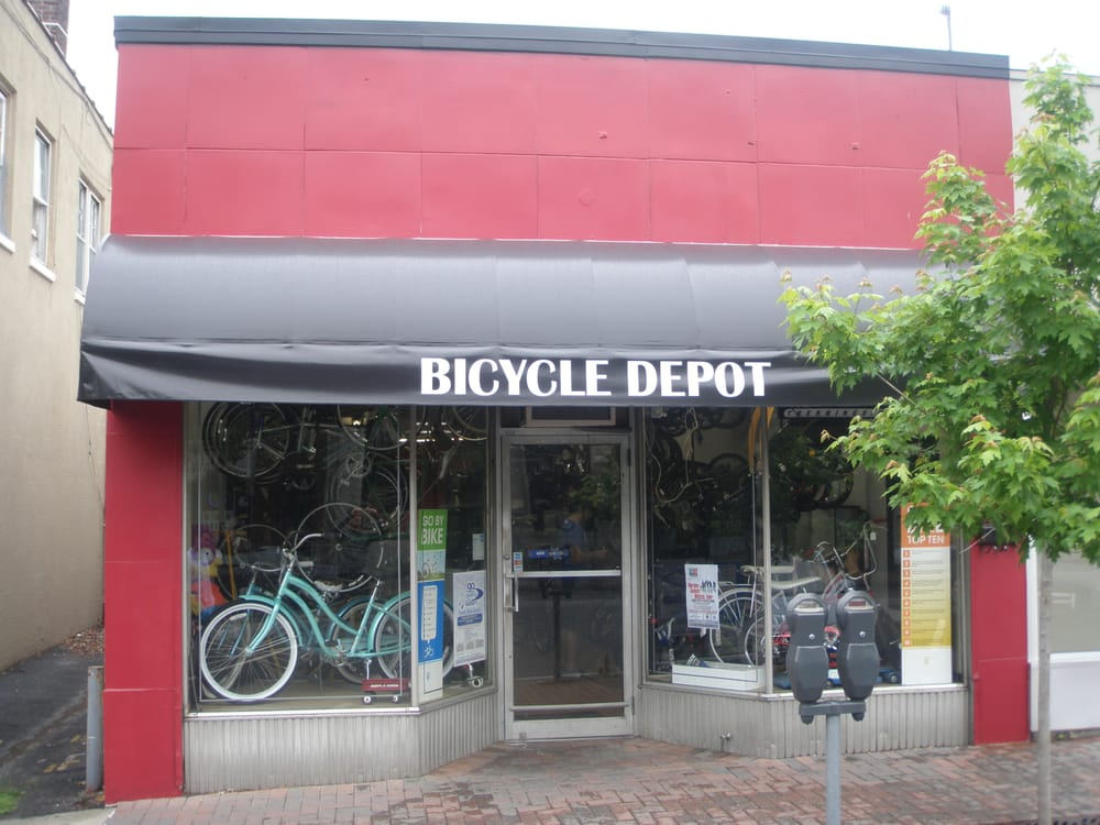 Bicycle Depot Cykeludlejning 9 E Central Ave Pearl