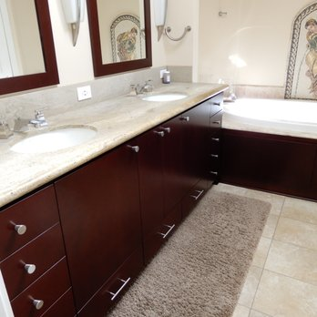 Charmant Photo Of Pegasus Refinishing   Santa Clara, CA, United States. Master  Bathroom Cabinets