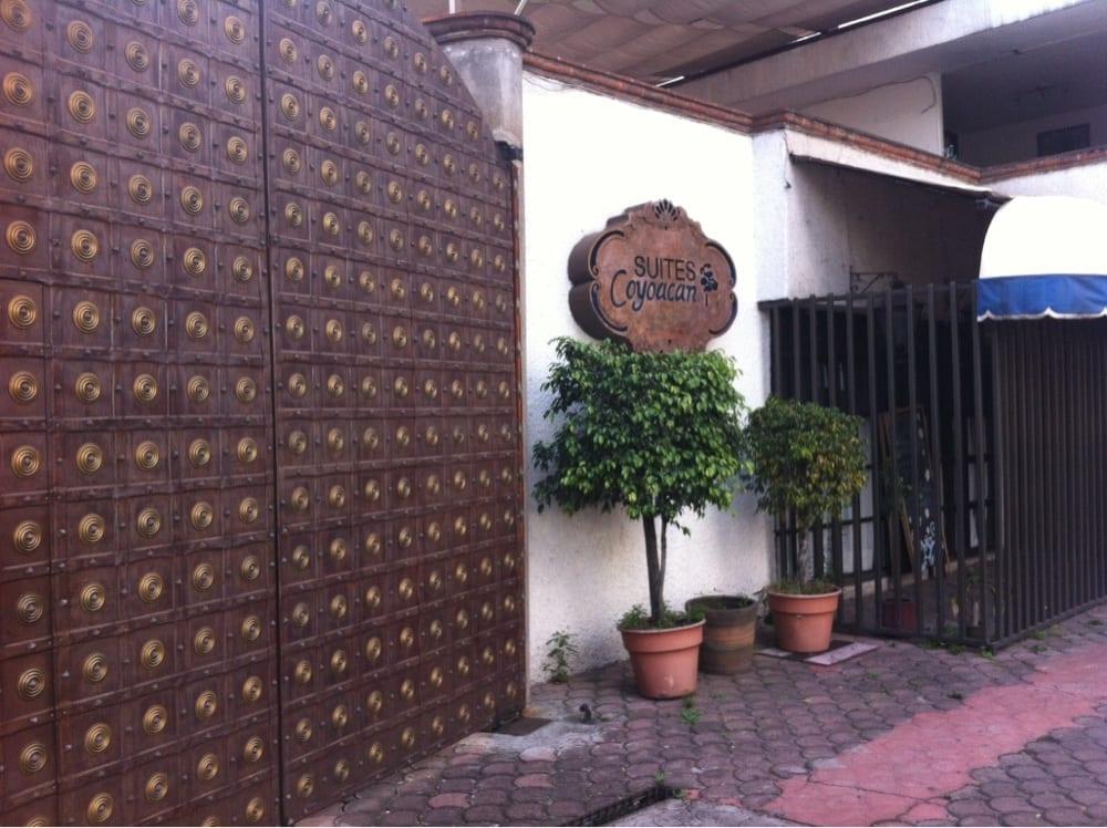 Hotel Suites Coyoacan
