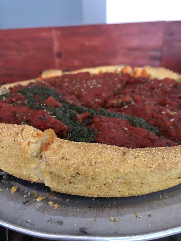 Pi Pizzeria: 610 Washington Ave, Saint Louis, MO