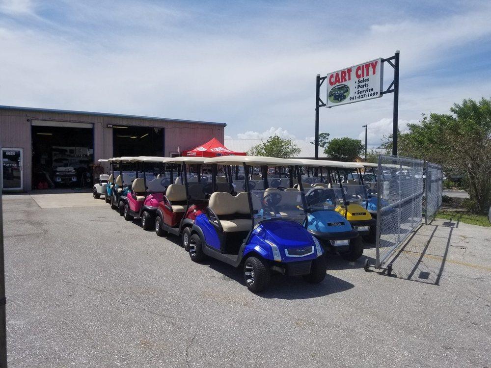 Cart City: 23165 Harper Ave, Port Charlotte, FL