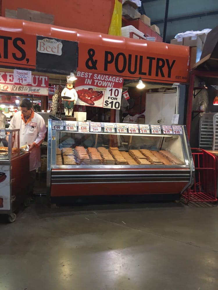 Brown Brothers Meat Meat Shops 93 Front St E St