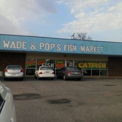 Wade n pop s seafood markets 2308 e broadway st west for Pops fish market