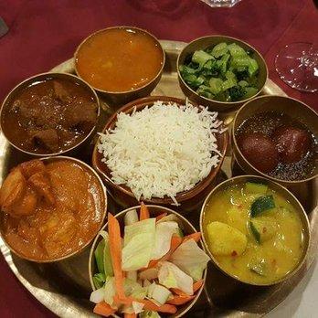 Himalayan Indian Restaurant Atlanta Menu